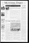 Mustang Daily, October 6, 2008