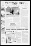 Mustang Daily, October 7, 2008