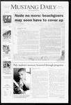Mustang Daily, October 8, 2008