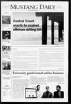 Mustang Daily, October 9, 2008