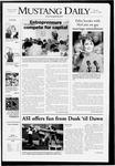 Mustang Daily, October 21, 2008
