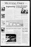 Mustang Daily, October 22, 2008
