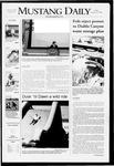 Mustang Daily, October 24, 2008
