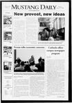 Mustang Daily, October 27, 2008