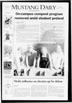 Mustang Daily, October 28, 2008
