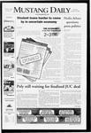 Mustang Daily, October 30, 2008