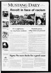 Mustang Daily, October 31, 2008
