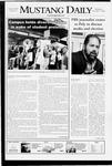 Mustang Daily, November 12, 2008