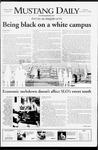 Mustang Daily, November 13, 2008