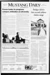 Mustang Daily, November 14, 2008