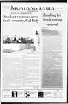 Mustang Daily, November 18, 2008