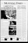 Mustang Daily, November 19, 2008