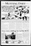 Mustang Daily, November 24, 2008