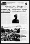 Mustang Daily, January 6, 2009