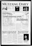 Mustang Daily, January 14, 2009