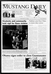 Mustang Daily, January 23, 2009