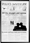 Mustang Daily, April 1, 2009