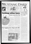 Mustang Daily, April 8, 2009