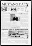 Mustang Daily, April 13, 2009
