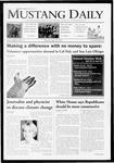 Mustang Daily, April 20, 2009