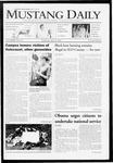 Mustang Daily, April 22, 2009