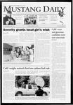 Mustang Daily, April 24, 2009