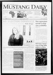 Mustang Daily, April 27, 2009