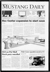 Mustang Daily, April 30, 2009
