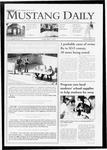 Mustang Daily, May 1, 2009