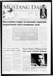 Mustang Daily, May 4, 2009
