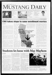 Mustang Daily, May 7, 2009