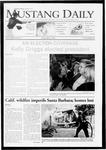 Mustang Daily, May 8, 2009