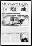 Mustang Daily, May 13, 2009