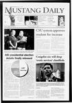 Mustang Daily, May 14, 2009