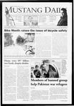 Mustang Daily, May 15, 2009