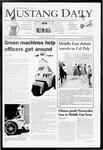 Mustang Daily, May 19, 2009