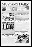 Mustang Daily, May 20, 2009