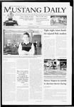 Mustang Daily, June 1, 2009