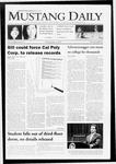 Mustang Daily, June 2, 2009