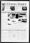 Mustang Daily, June 3, 2009