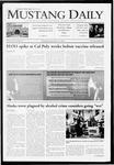 Mustang Daily, September 24, 2009