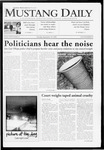 Mustang Daily, September 29, 2009
