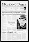 Mustang Daily, October 19, 2008