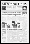 Mustang Daily, October 21, 2009