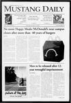 Mustang Daily, October 22, 2009