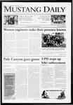 Mustang Daily, October 29, 2009
