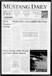 Mustang Daily, November 2, 2009
