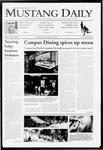 Mustang Daily, November 4, 2009