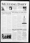 Mustang Daily, November 16, 2009