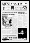 Mustang Daily, November 17, 2009